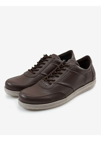 Brown color Casual Shoes . Dane And Dine GREWA BROWN -