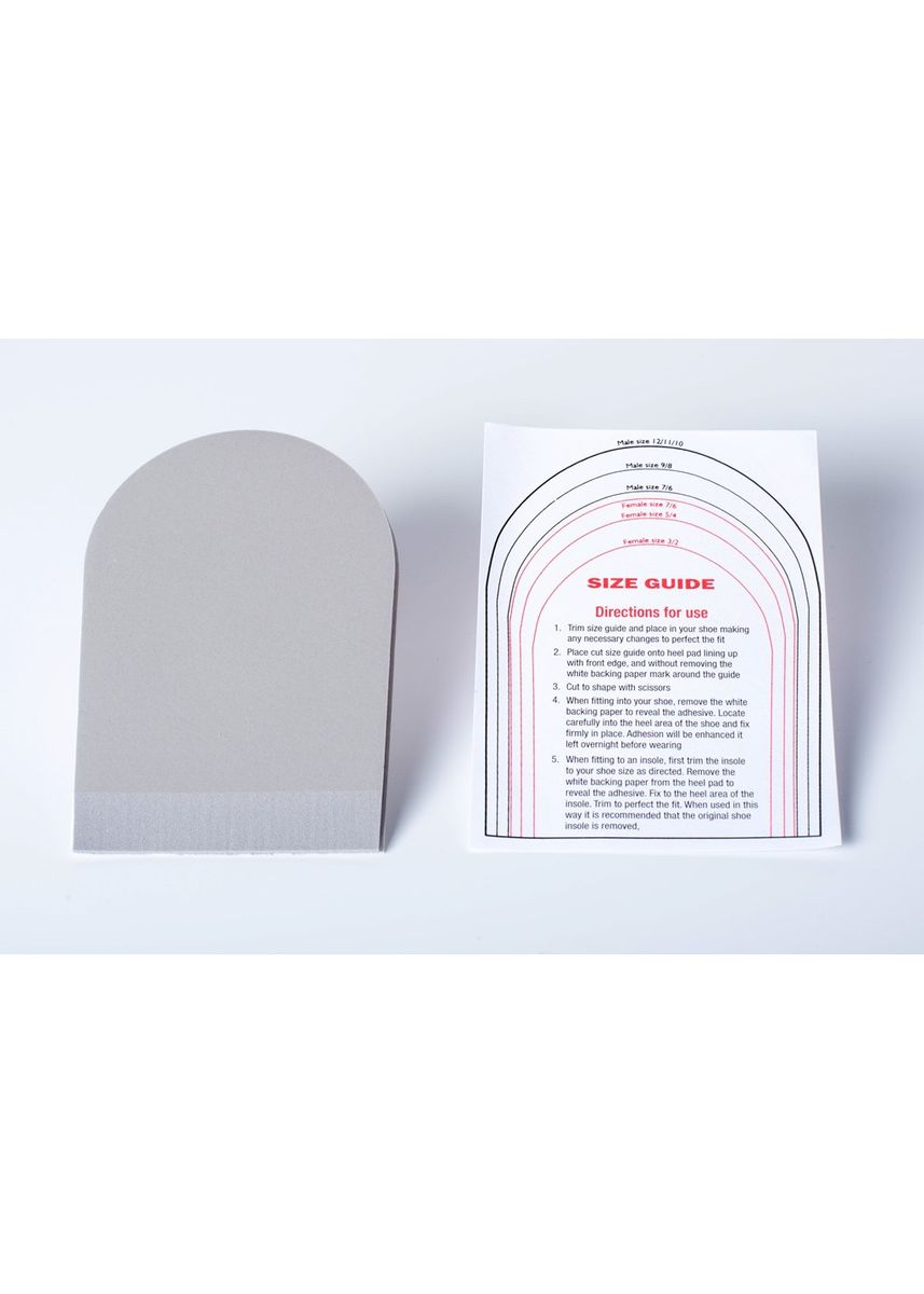 No Color color Other . Carnation Advance Pressure Relief System Long Life Heel Pads -