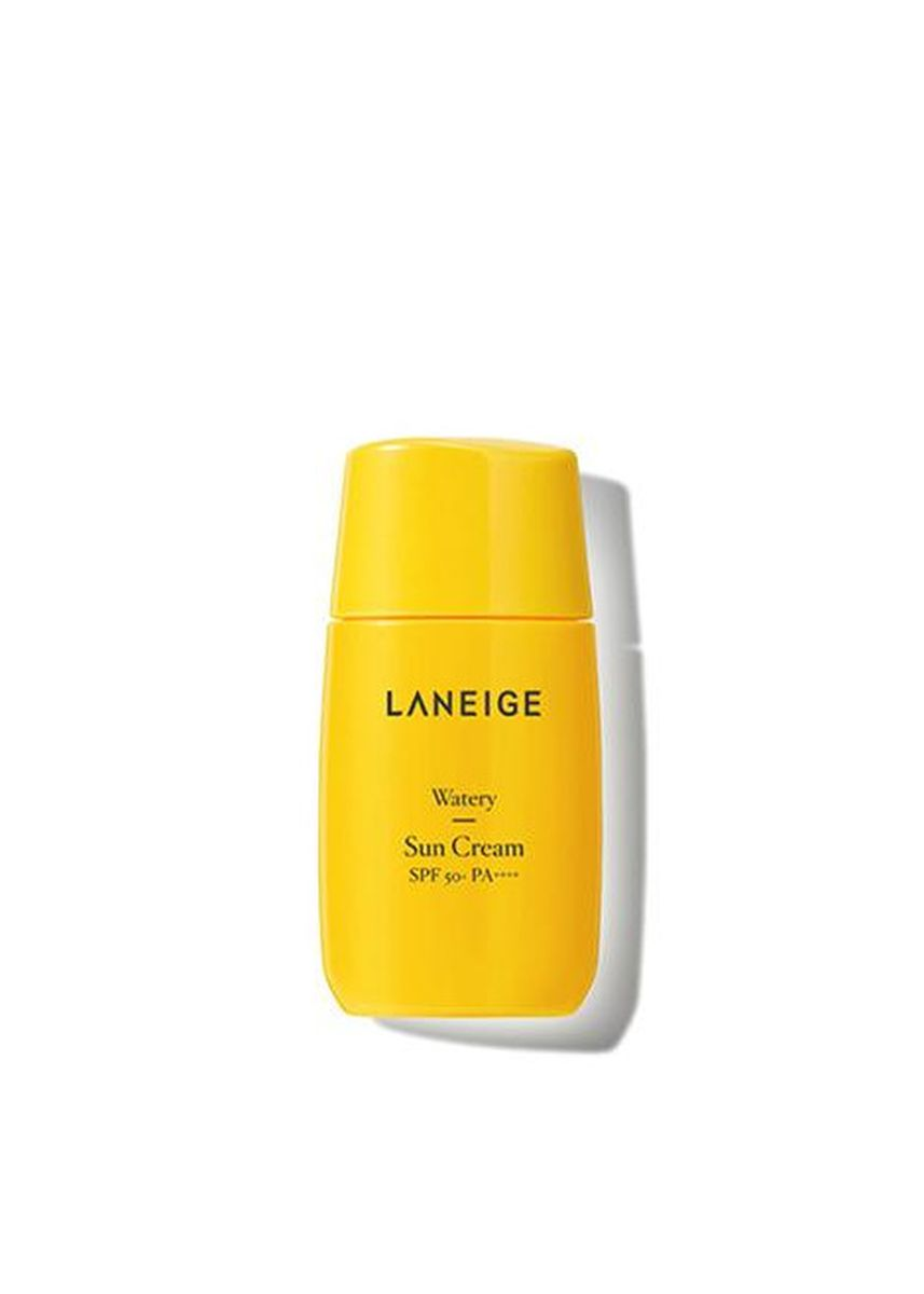 No Color color Suncare . LANEIGE Watery Sun Cream SPF50+ PA++++ 50ml -