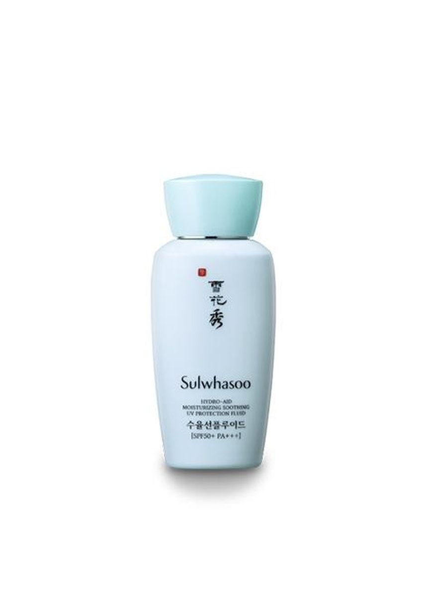No Color color Suncare . SULWHASOO Hydro-Aid Moisturizing Soothing UV Protection Fluid 50ml -
