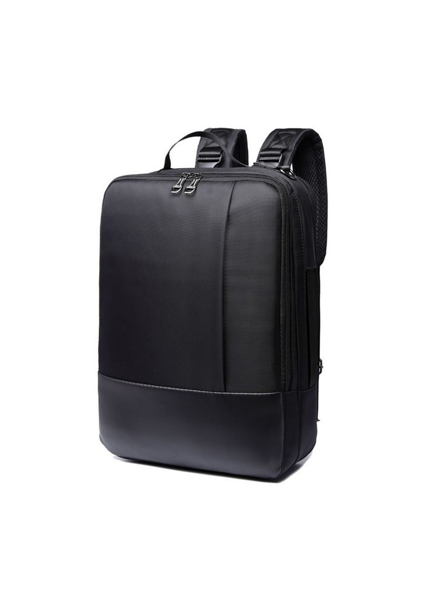 Black color Backpacks . Classic Minimalist 3 Way Laptop Bagpack 16.5 inch -