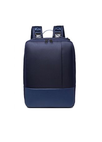 Blue color Backpacks . Classic Minimalist 3 Way Laptop Bagpack 16.5 inch -