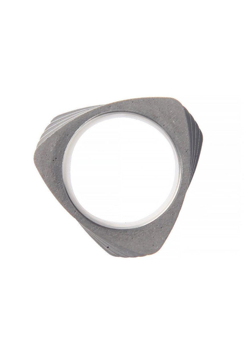 Grey color Rings . 22 Design Twist Ring - Size 7 -