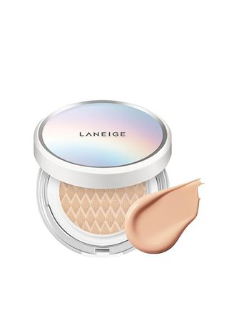 Beige color Face . LANEIGE BB Cushion Whitening #21C Beige -