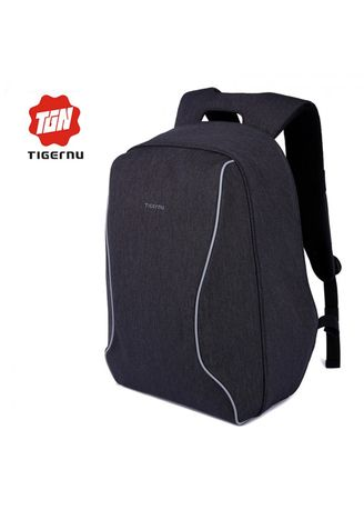 Multi color Backpacks . TIGERNU T-B3188 Upgraded-14.1 Inch-Anti-Theft Laptop Bag-Silver Grey -