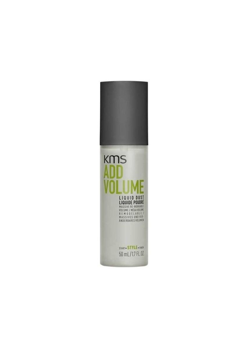 No Color color Styling . KMS AddVolume Liquid Dust 50ml -