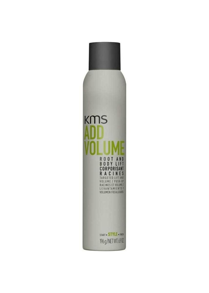No Color color Styling . KMS Add Volume Root and Body Lift 196g -