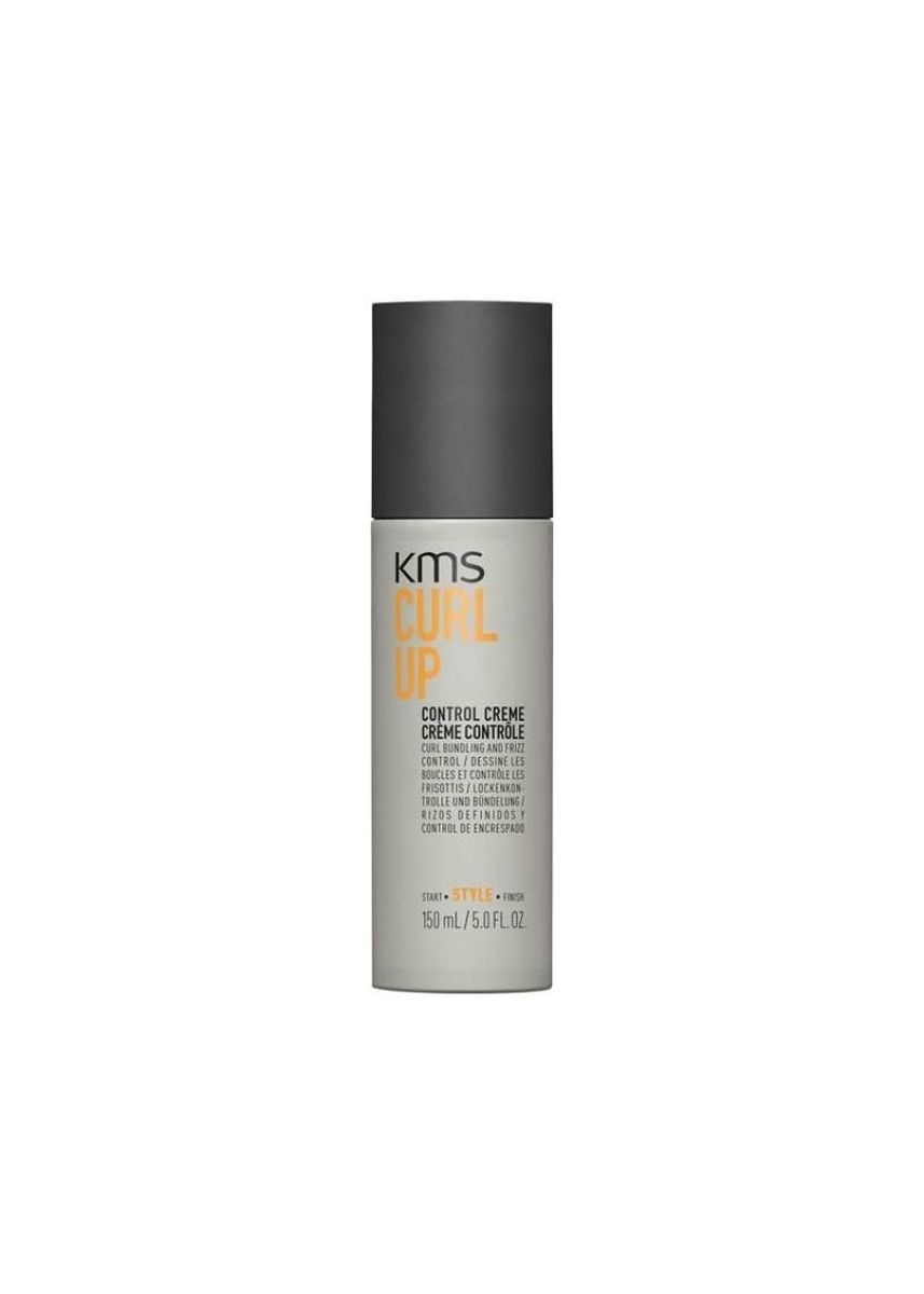 No Color color Styling . KMS CurlUp Control Cream 150ml -