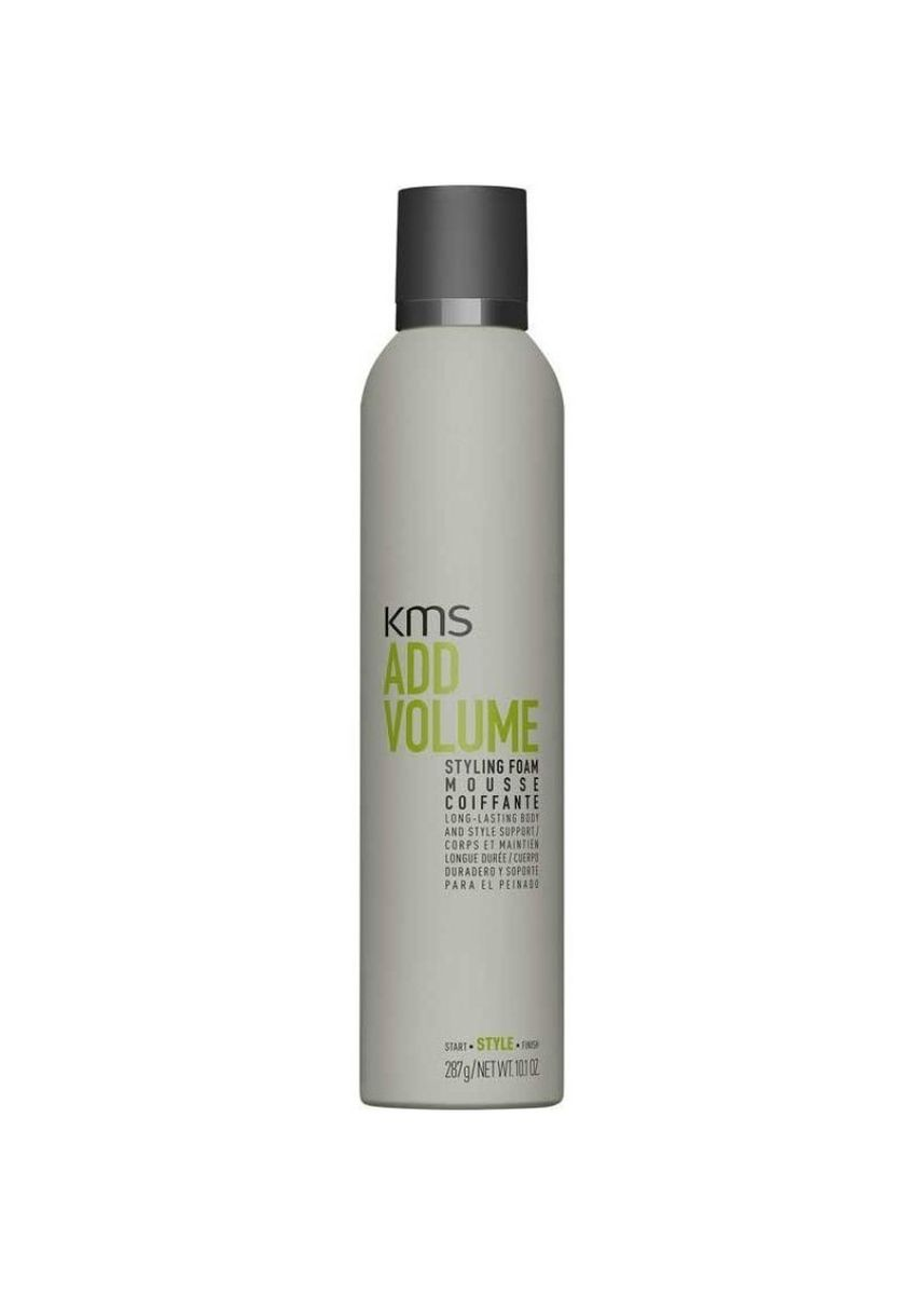 No Color color Styling . KMS Add Volume Styling Foam 287g -