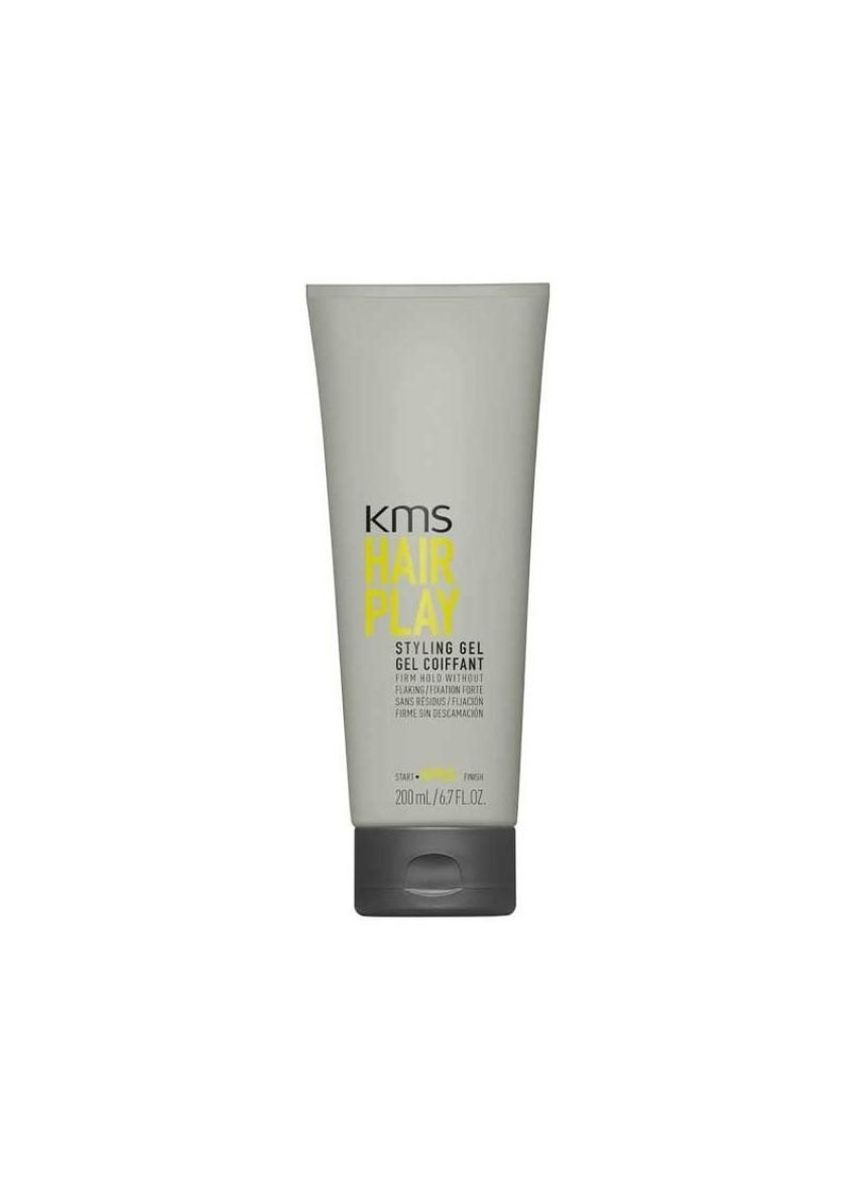 No Color color Styling . KMS Hair Play Styling Gel 200ml -