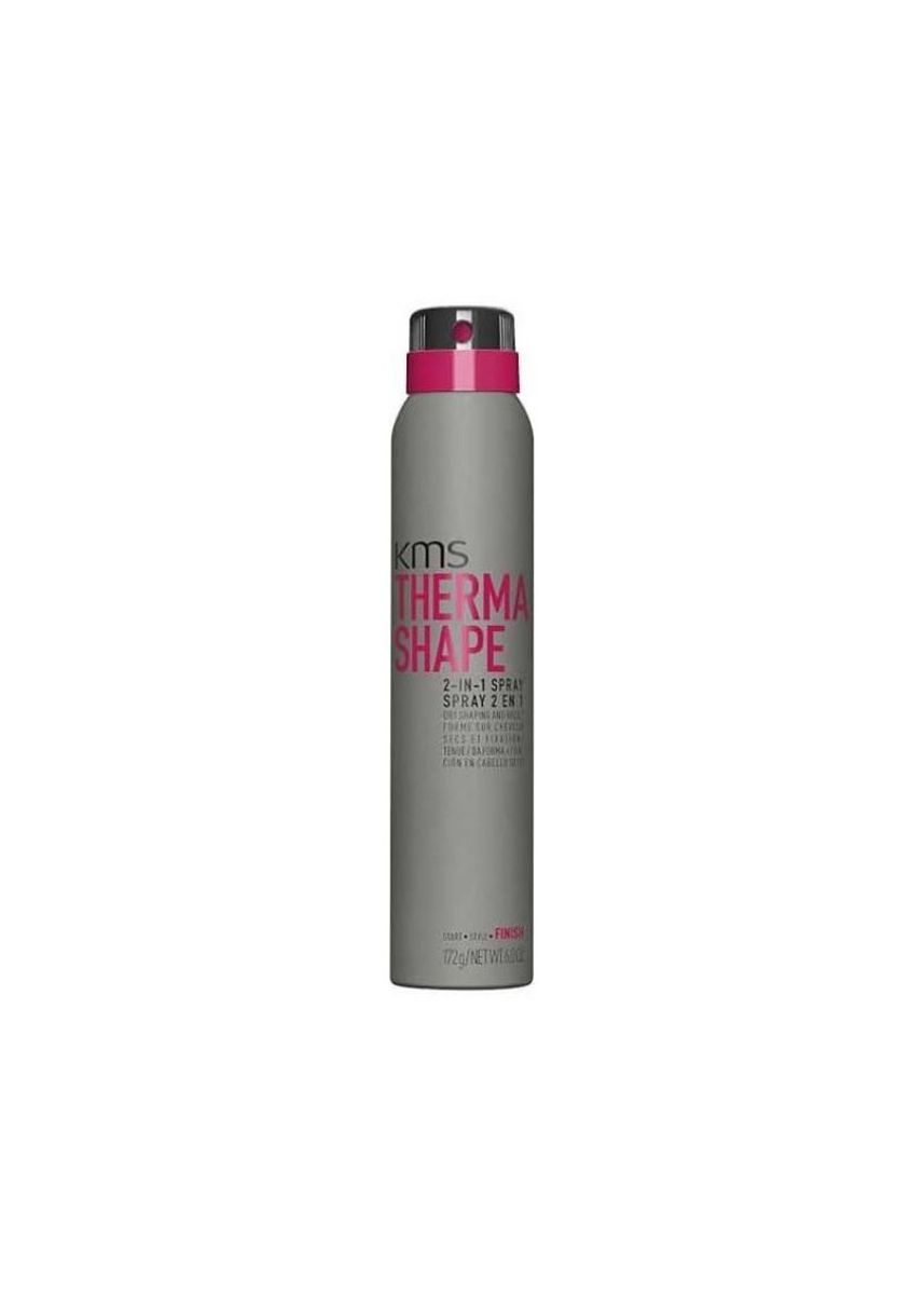 No Color color Styling . KMS ThermaShape 2 in 1 Spray 172g -