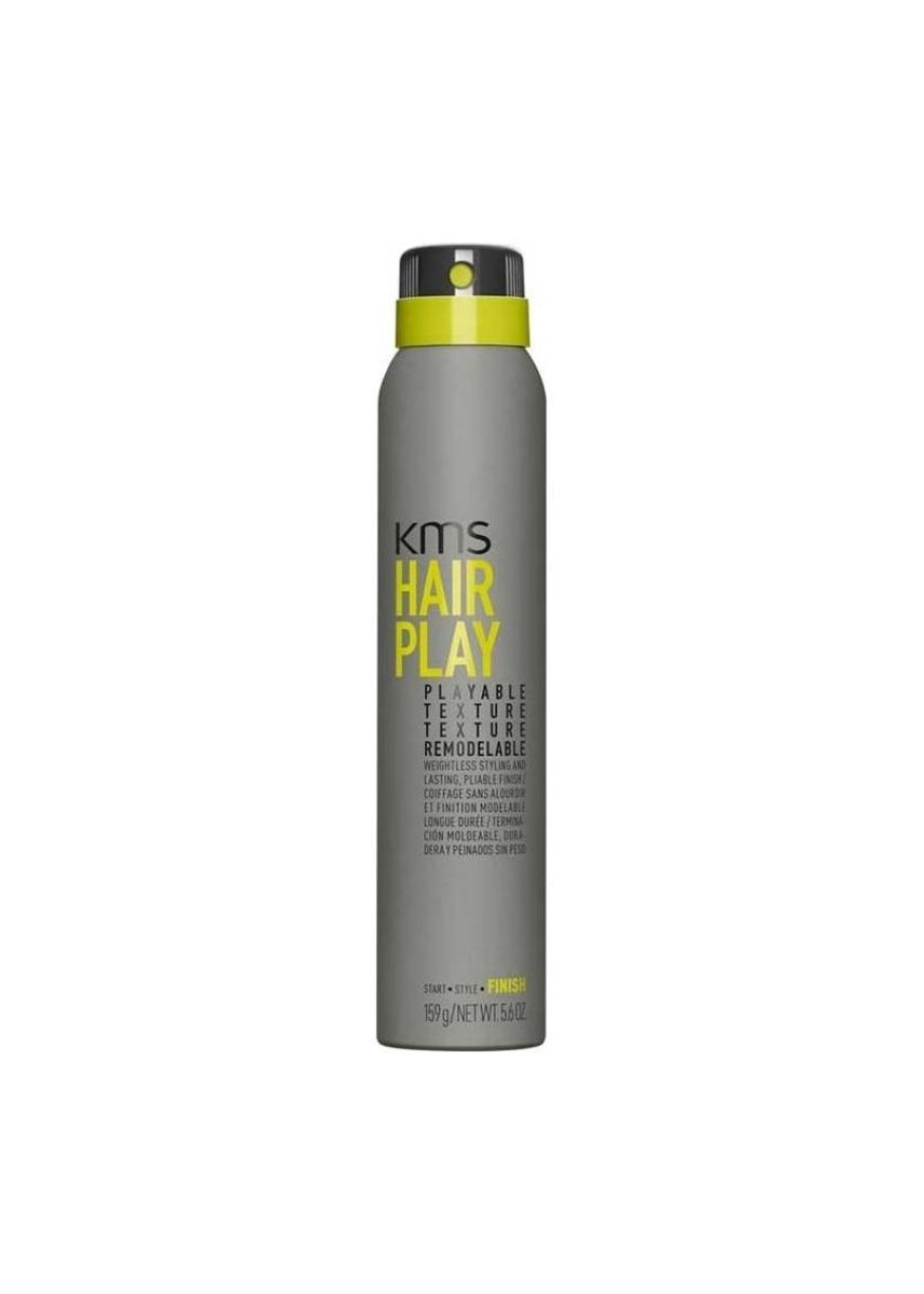 No Color color Styling . KMS Hair Play Texture 159g -