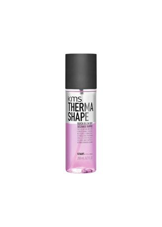 No Color color Styling . KMS ThermaShape Quick Blow Dry 200ml -