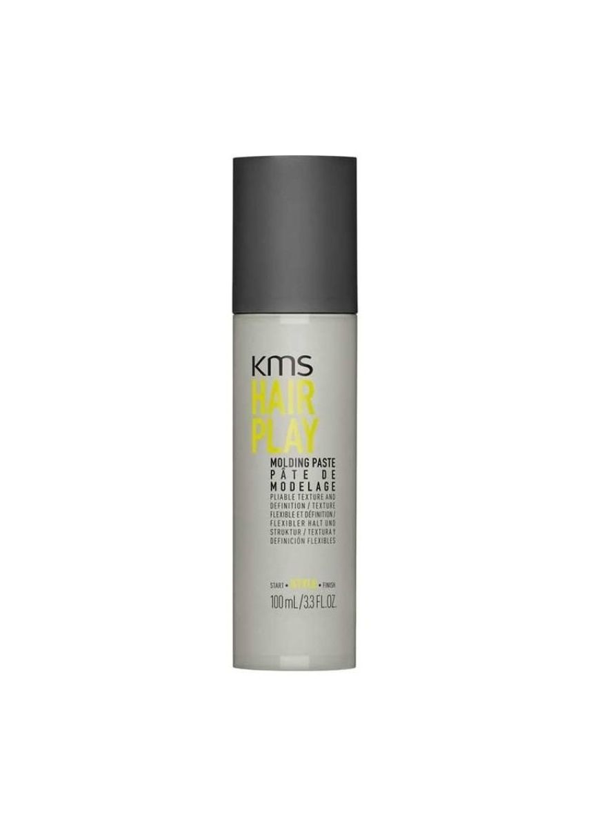 No Color color Styling . KMS Hair Play Molding Paste 100ml -