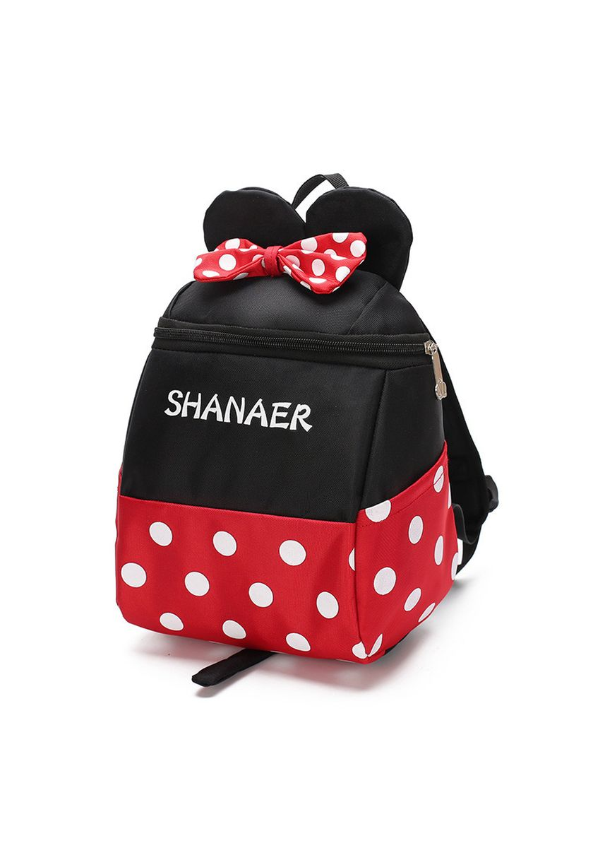 Multi color Bags . Small Minnie Mouse Children Backpacks -