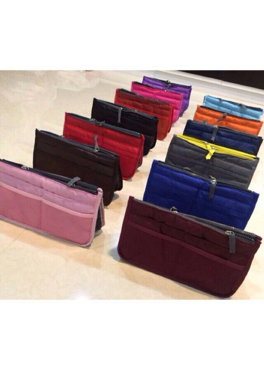 Multi color Travel Wallets & Organizers . กระเป๋าจัดระเบียบ 13ช่อง -