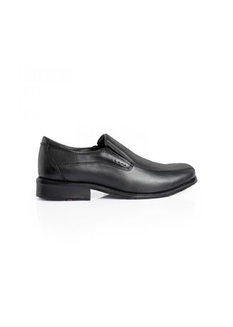 Black color Formal Shoes . GINO MARIANI DAGO 7 Exclusive Cow Leather Formal Men's Shoes -