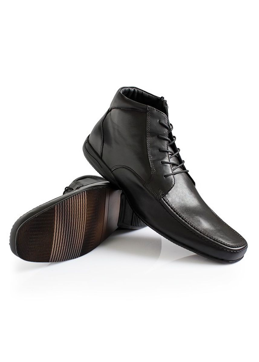 Black color Formal Shoes . GINO MARIANI DIONIX Exclusive Genuine Leather Formal Men's Shoes -
