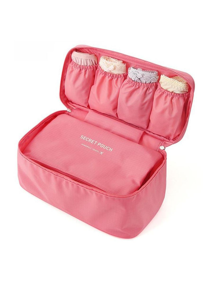 Pink color Travel Wallets & Organizers . Travel Organizer Cosmetic Bag -