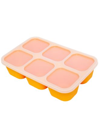Yellow color Kitchen . Marcus & Marcus Food Cube Tray -