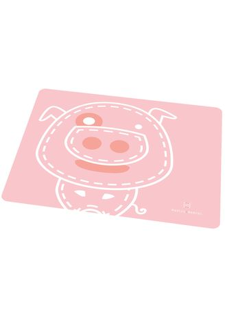 Pink color Kitchen . Marcus & Marcus Placemat -