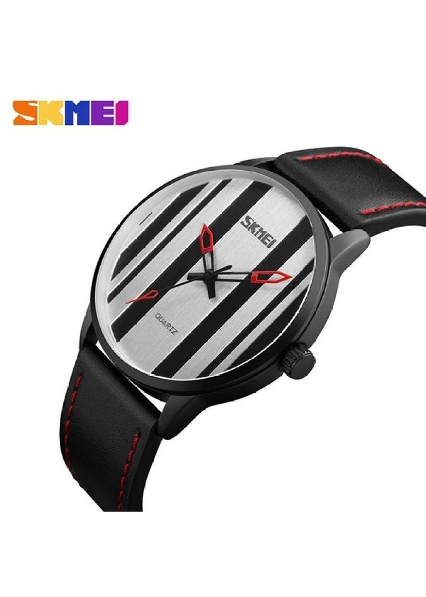 Black color Analog . SKMEI 1602 S Men New Fashion Watches 30 M Tahan Air Olahraga Quartz Wristwatches Masculino 1602 - (3 Warna) -
