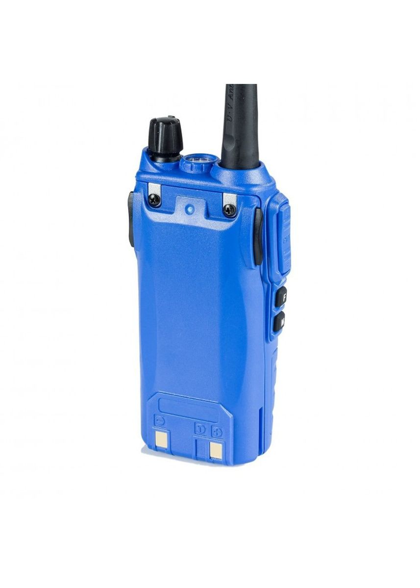 No Color color Camping & Hiking . Radio Walkie Handy Talky HT BAOFENG POFUNG Dual Band UHF VHF UV-82HP - Blue -