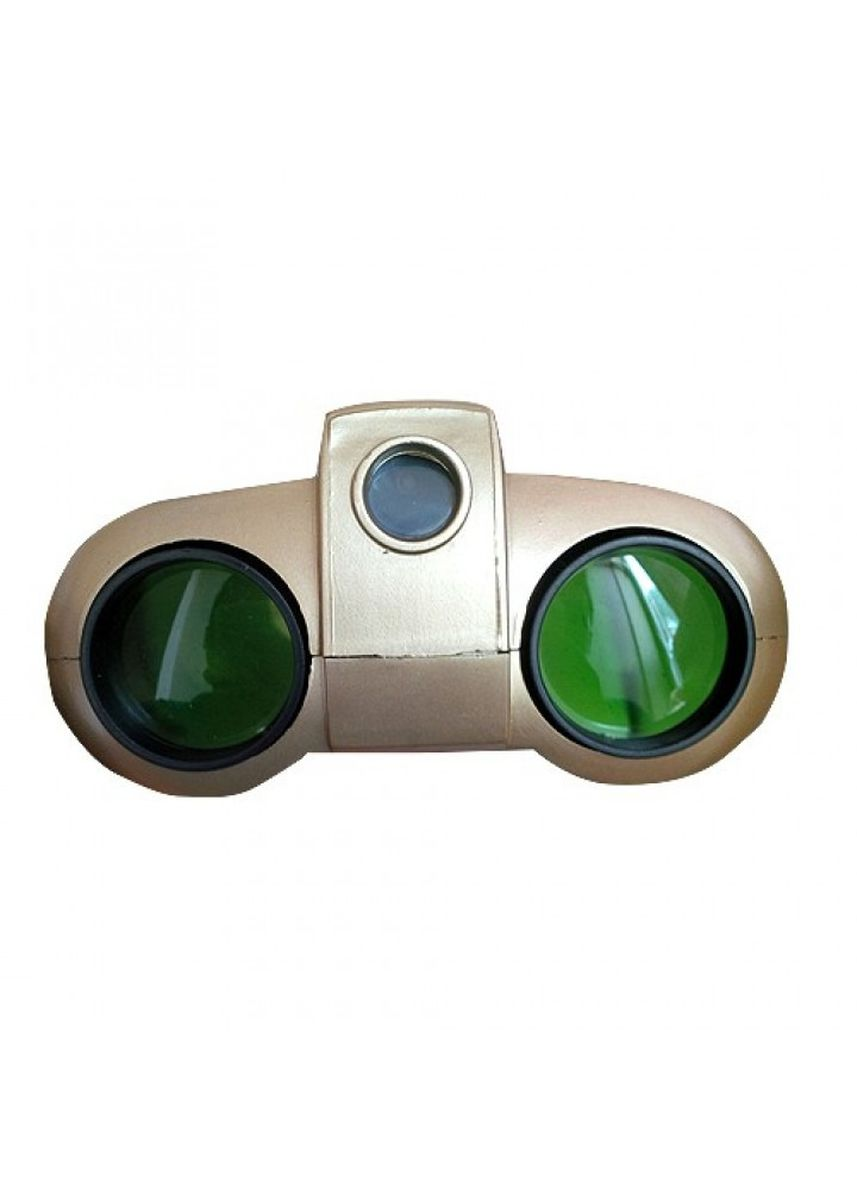 No Color color Camping & Hiking . Night Scope 4 x 30mm Binoculars with Pop-Up Light - Teropong Golden -