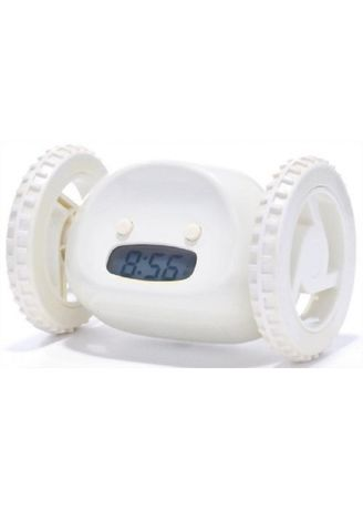 Multi color Home Decor . Running Alarm Clock -