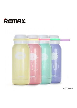 Multi color Kitchen . Original REMAX Ambilight Stainless Steel Thermos 248ml - RCUP-05 -