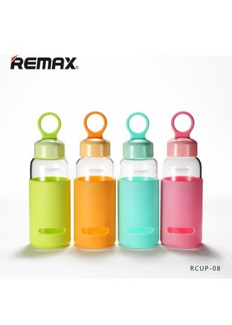 Multi color Dapur . Original REMAX Orient Water Bottle 420ml - RCUP-08 -