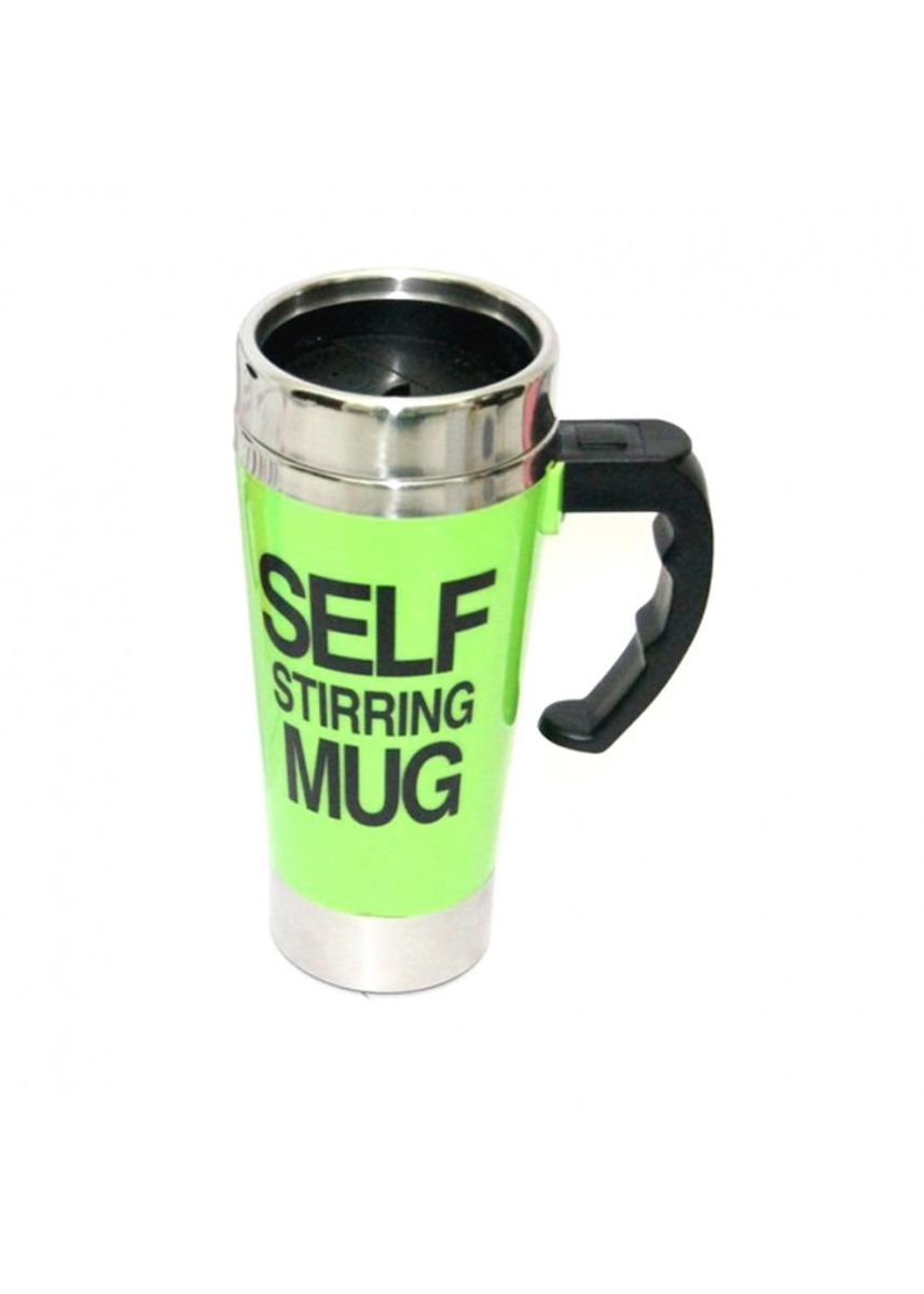 Multi color Kitchen . New Self Stirring Mug Panjang 500ML -