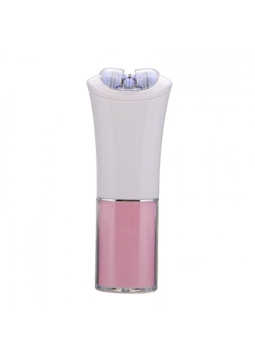 Pink color Personal Care . KEMEI KM-1999 Lady Depilator Electric Shaver -