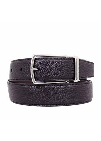 2f8debfa5481 COACH เข็มขัด MODERN HARNESS CUT-TO-SIZE REVERSIBLE SMOOTH LEATHER BELT  F59116 AQ0 (BLACK   DARK BROWN)