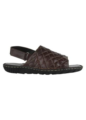 f41ce1a25b7 Guava Brown Leather Sandals