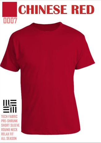 Red color T-Shirts and Polos . Remme Cotton Shirt -