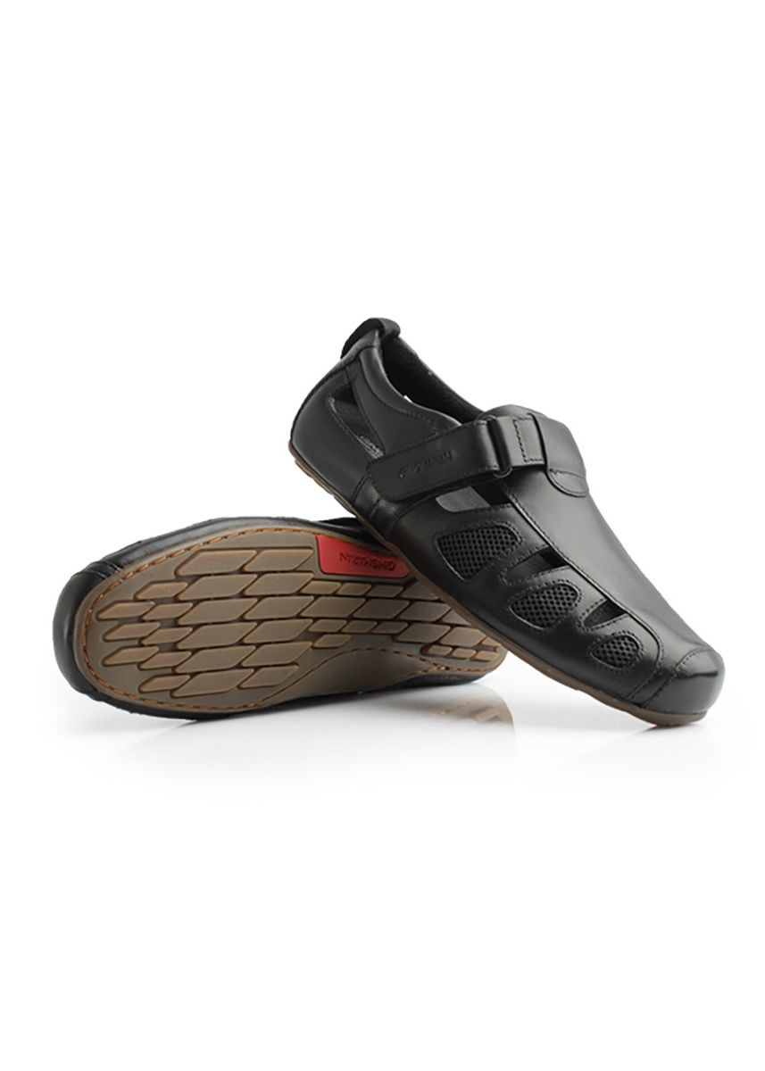 Black color Casual Shoes . GINO MARIANI LELAND 1 Exclusive Cow Leather Casual Men's Shoes -
