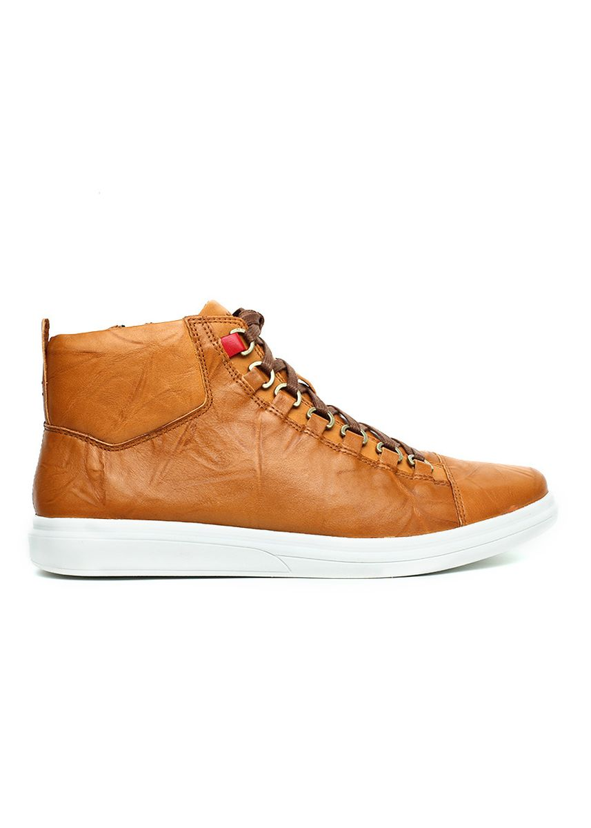 Tan color Casual Shoes . GINO MARIANI  GREGORY 1 Exclusive Genuine Leather Casual Men's Shoes -