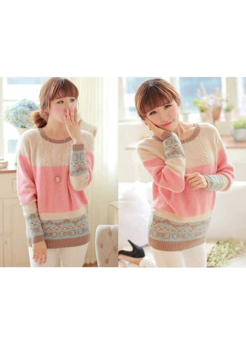 Pink color Jackets . BTS Pinky Sweater -