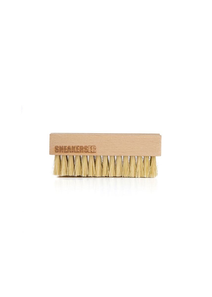 No Color color Polishes & Cleaners . SneakersER Premium Sneaker Cleaning Brush with Natural Fibres -