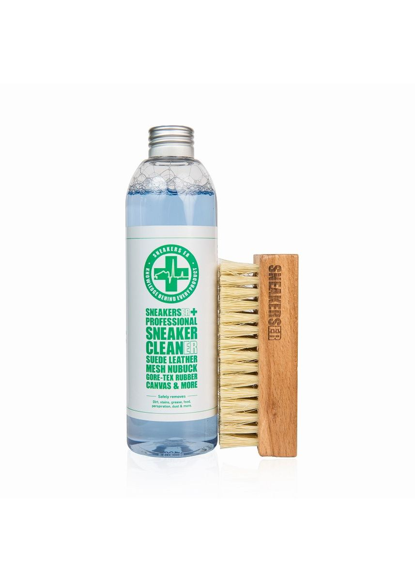 No Color color Polishes & Cleaners . SneakersER Professional Cleaning Kit -