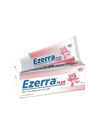 No Color color Body Cream & Oil . Ezerra Plus Cream 25g -