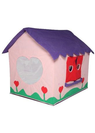 No Color color Camping & Hiking . Bazoongi - Dollhouse Play Tent -
