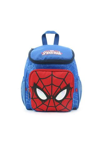 Navy color Bags . Winghouse Spiderman Point Backpack -