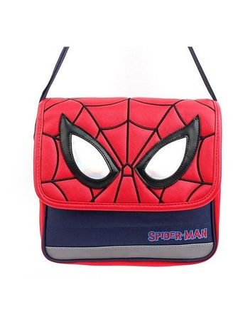 Multi color Bags . Winghouse Spiderman Power Cross -