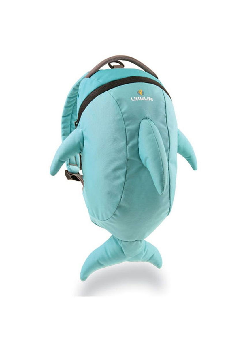 Blue color Bags . Littlelife - Dristore Kids Daysack (Dolphin) -