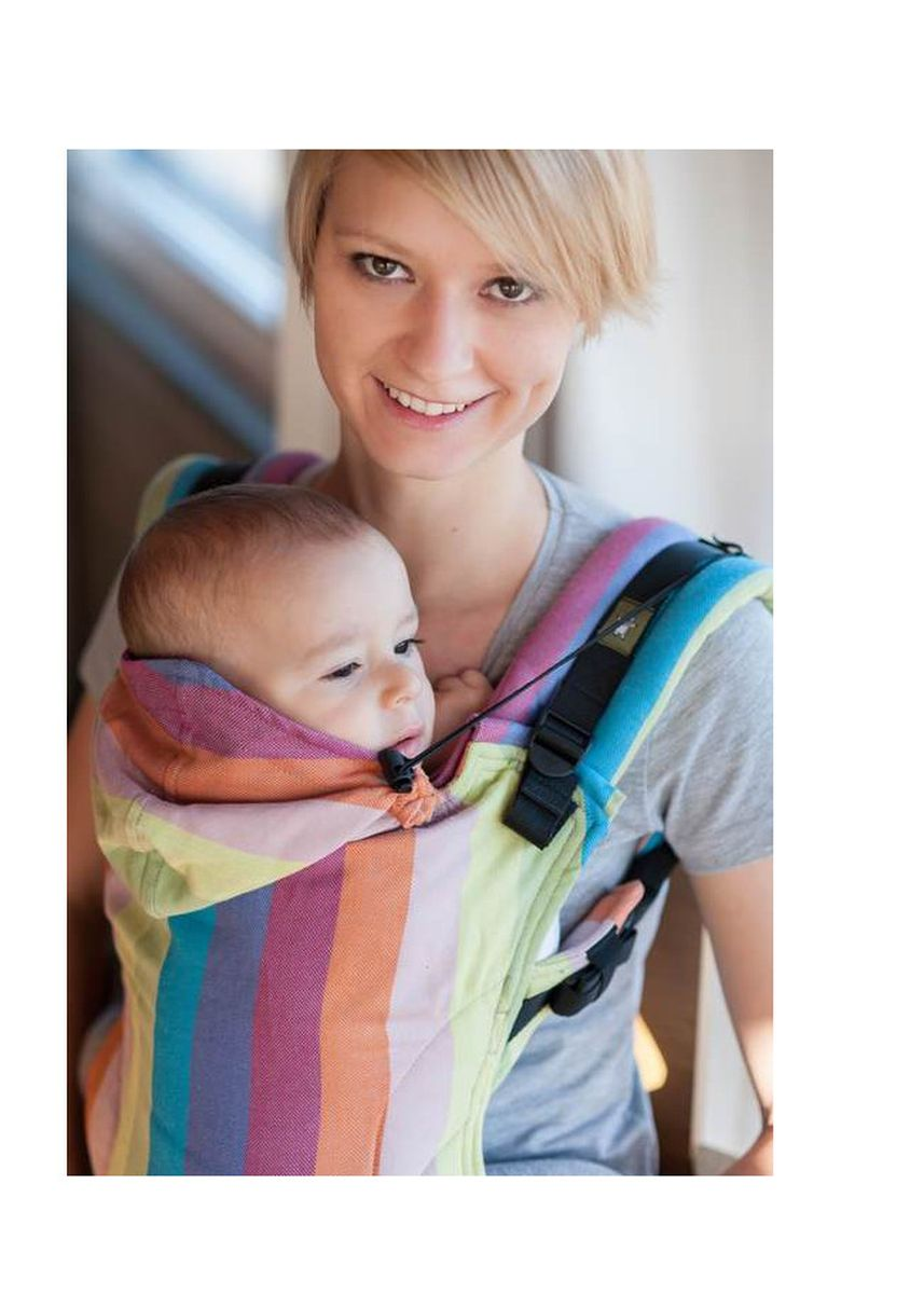 Multi color Accessories . Lennylamb - Coral Reef Carrier (Babysize) -