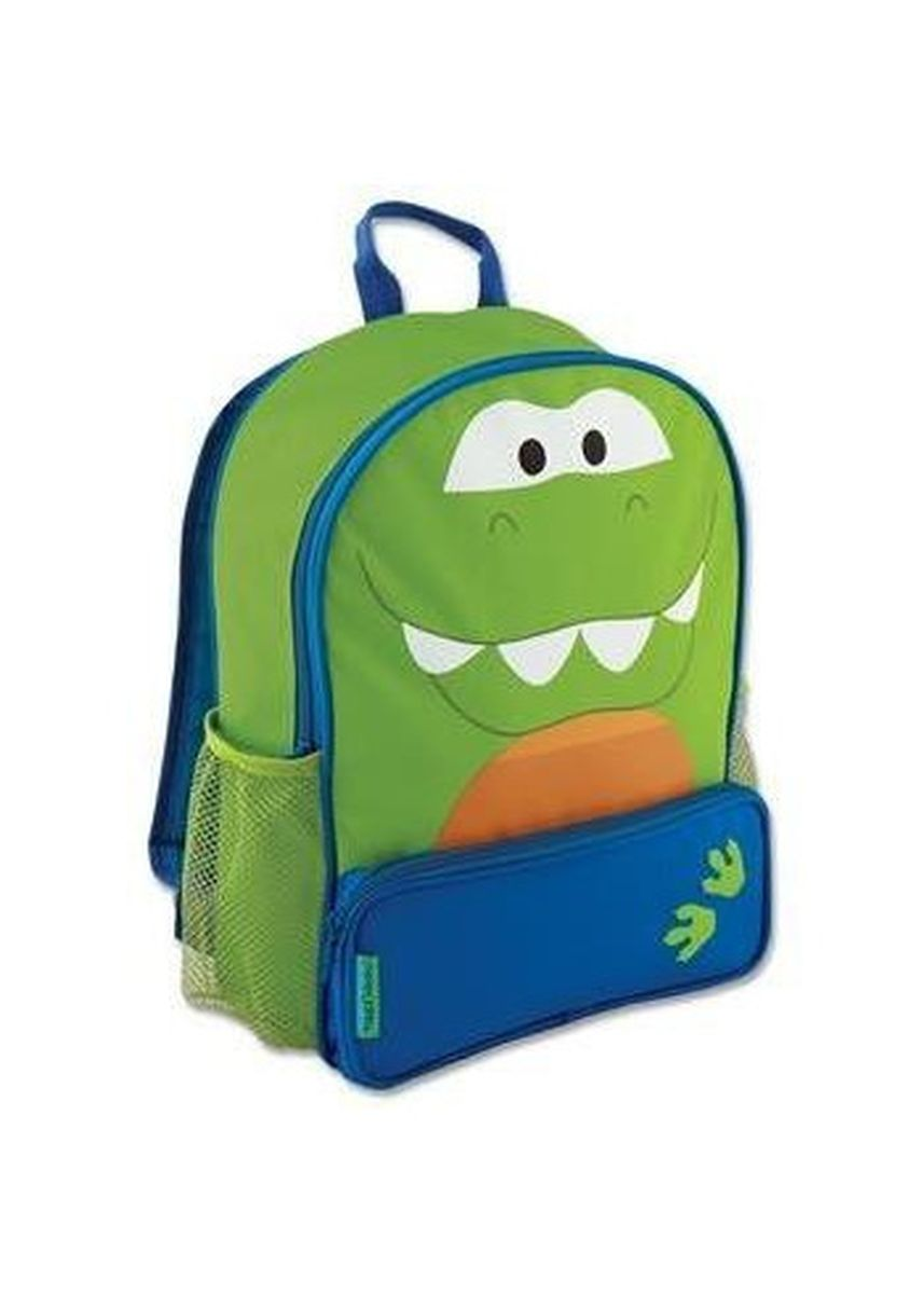 Green color Bags . Stephen Joseph - Sidekick Backpack (Dino) -