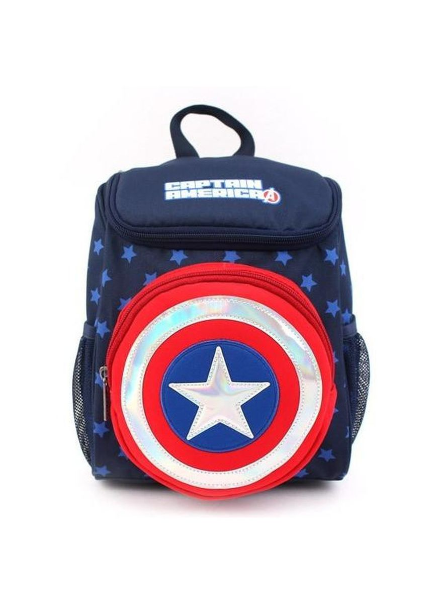 Navy color Bags . Winghouse - Captain America Point Backpack -
