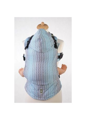 Blue color Accessories . Lennylamb - Little Love Breeze Carrier (Babysize) -